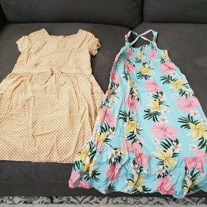 Carter's girls dresses